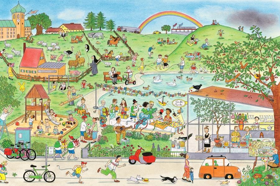 7 najciekawszych książek dla maluchów