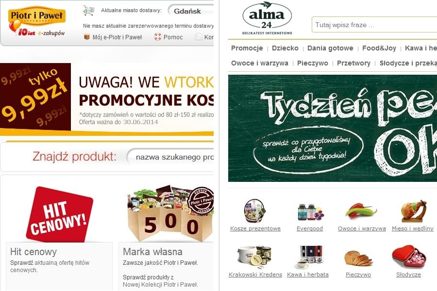Nie lubisz dźwigać zakupów? To kupuj przez internet! Test e-sklepów.